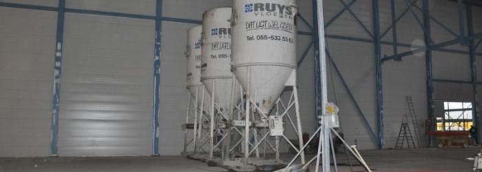 Ruys silo