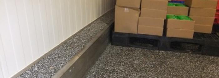 Margia granietvloer