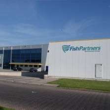 Rokerij FishPartners te Urk